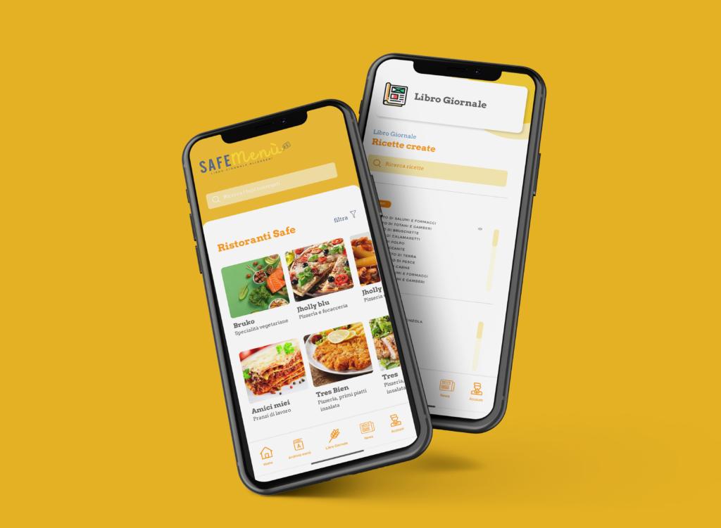 App-personalizzate-safe-menù